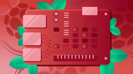 Vector, generic Raspberry Pi board